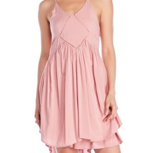 Romeo and Juliet Couture Pink Dress